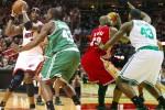 Trifoglio di lunghi per i Celtics