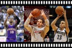 Free-throw freestylers: Barbosa vs Noah vs Martin